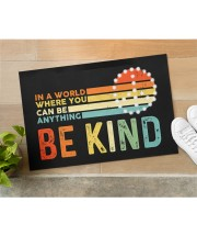 """Be Kind DD010813NA Doormat 22.5"""" x 15""""  aos-doormat-22-5x15-lifestyle-front-11"""