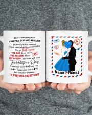 Hearts And Love DD010905DH01 Customize Name Mug ceramic-mug-lifestyle-32