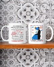 Hearts And Love DD010905DH01 Customize Name Mug ceramic-mug-lifestyle-47