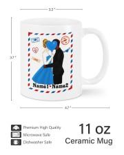 Hearts And Love DD010905DH01 Customize Name Mug ceramic-mug-lifestyle-62