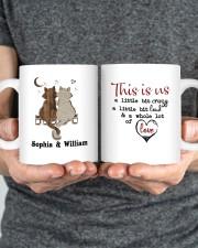 This Is Us DD010517MA Customize Name Mug ceramic-mug-lifestyle-34