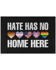 """Home Here DD010903DH Doomat Doormat 34"""" x 23"""" front"""