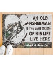 "Fisherman DD010414NA Doormat 34"" x 23"" aos-doormat-34-x-23-lifestyle-front-03"