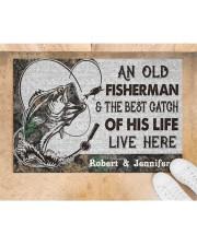 "Fisherman DD010414NA Doormat 34"" x 23"" aos-doormat-34-x-23-lifestyle-front-05"