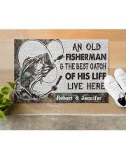 "Fisherman DD010414NA Doormat 34"" x 23"" aos-doormat-34-x-23-lifestyle-front-12"