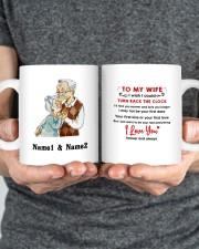 Turn Back The Clock DD011311MA Customize Name Mug ceramic-mug-lifestyle-34