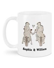 I Love You The Most DD010505MA Customize Name Mug back