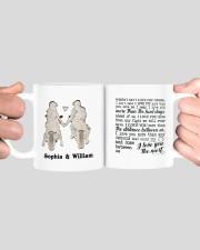 I Love You The Most DD010505MA Customize Name Mug ceramic-mug-lifestyle-41