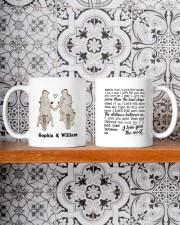 I Love You The Most DD010505MA Customize Name Mug ceramic-mug-lifestyle-47