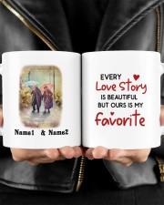 Love Story DD011401MA Customize Name Mug ceramic-mug-lifestyle-24