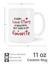 Love Story DD011401MA Customize Name Mug ceramic-mug-lifestyle-62