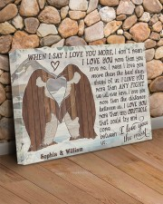 Penguin Customize Name 24x16 Gallery Wrapped Canvas Prints aos-canvas-pgw-24x16-lifestyle-front-12