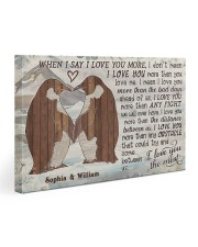 Penguin Customize Name Gallery Wrapped Canvas Prints tile