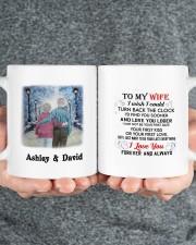 Forever And Always DD011219MA Customize Name Mug ceramic-mug-lifestyle-32