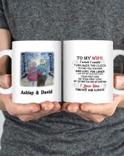 Forever And Always DD011219MA Customize Name Mug ceramic-mug-lifestyle-34