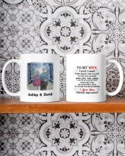 Forever And Always DD011219MA Customize Name Mug ceramic-mug-lifestyle-47