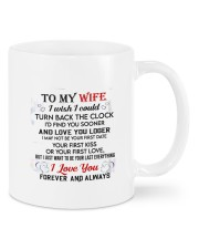 Forever And Always DD011219MA Customize Name Mug front