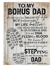 To my bonus dad Comforter tile