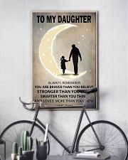 To my daughter 11x17 Poster lifestyle-poster-7