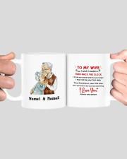 Turn Back The Clock DD011315MA Customize Name Mug ceramic-mug-lifestyle-41