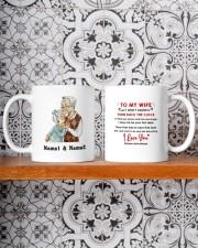 Turn Back The Clock DD011315MA Customize Name Mug ceramic-mug-lifestyle-47