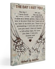 The Day I Met You DD123007DH Customize Name Gallery Wrapped Canvas Prints tile