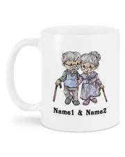My Soulmate DD011327MA Customize Name Mug back