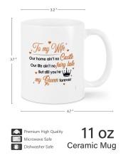 My Queen DD010904DH Customize Name Mug ceramic-mug-lifestyle-62