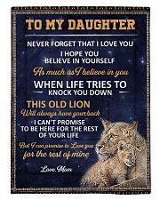 lion mom 3 Comforter tile