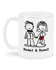 Be With You DD012101DH Customize Name Mug back