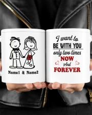 Be With You DD012101DH Customize Name Mug ceramic-mug-lifestyle-24