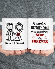 Be With You DD012101DH Customize Name Mug ceramic-mug-lifestyle-32