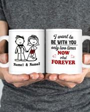 Be With You DD012101DH Customize Name Mug ceramic-mug-lifestyle-34