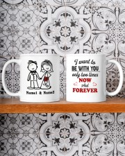 Be With You DD012101DH Customize Name Mug ceramic-mug-lifestyle-47