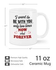 Be With You DD012101DH Customize Name Mug ceramic-mug-lifestyle-62