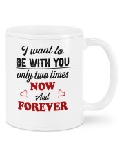 Be With You DD012101DH Customize Name Mug front
