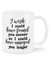 I Wish DD010809NA Customize Name Mug front