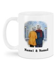 From Your Husband DD011324MA Customize Name Mug back