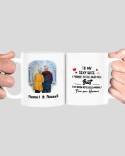 From Your Husband DD011324MA Customize Name Mug ceramic-mug-lifestyle-41