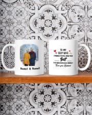 From Your Husband DD011324MA Customize Name Mug ceramic-mug-lifestyle-47