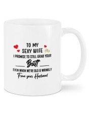 From Your Husband DD011324MA Customize Name Mug front