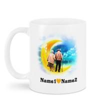 I Love You DD011535NA Customize Name Mug back
