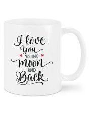 I Love You DD011535NA Customize Name Mug front