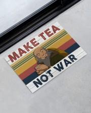 """Tea 2912NA Doormat 22.5"""" x 15""""  aos-doormat-22-5x15-lifestyle-front-09"""