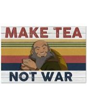 """Tea 2912NA Doormat 22.5"""" x 15""""  front"""