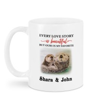 Every Love Story DD012003MA Customize Name Mug back