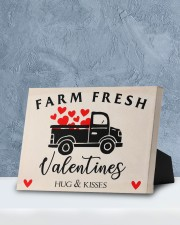 Farm Fresh Valentines HN011305DH Customize Name 10x8 Easel-Back Gallery Wrapped Canvas aos-easel-back-canvas-pgw-10x8-lifestyle-front-04