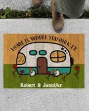 """Home HN010502NA Doormat 34"""" x 23"""" aos-doormat-34-x-23-lifestyle-front-01"""