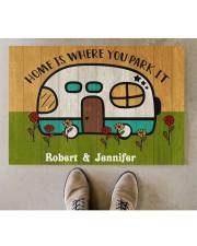 """Home HN010502NA Doormat 34"""" x 23"""" aos-doormat-34-x-23-lifestyle-front-04"""