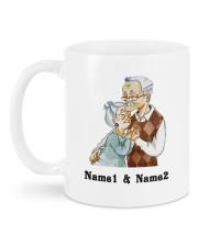 My Soulmate DD011323MA Customize Name Mug back